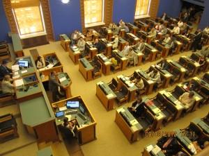 Tänane ESMi arutelu Riigikogus
