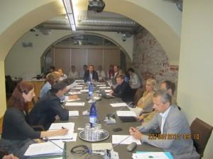 Rahanduskomisjoni kohtumine Eesti Panga presidendiga