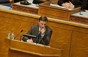 Töö Riigikogus